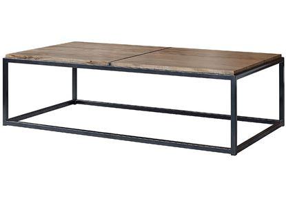 Bench*Made Midtown Rectangular Cocktail Table 6M19-0613