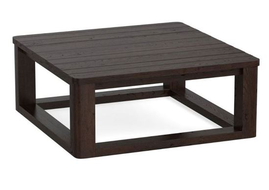Bench*Made Oak Square Cocktail Table (6017-0615)