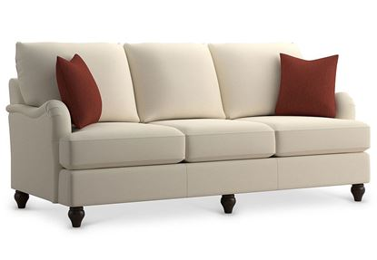 Custom Upholstery Classic Sofa C000-72STC8
