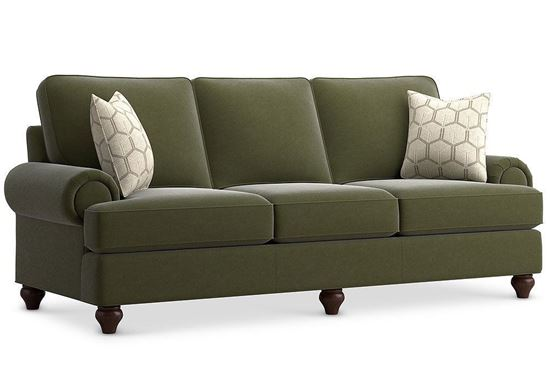 Custom Upholstery Large Sofa (C000-72DTC4)