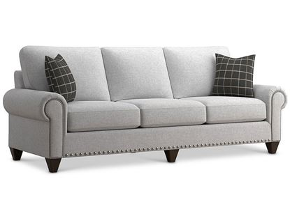Custom Upholstery Medium Great Room Sofa(C000-82SF)