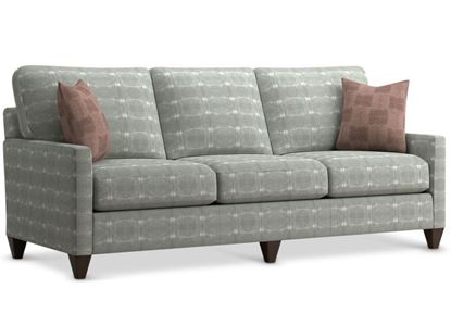 Custom Upholstery Large Great Room Sofa (C000-82DF)