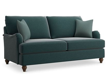 Custom Upholstery Medium Studio Sofa (C000-52DT)