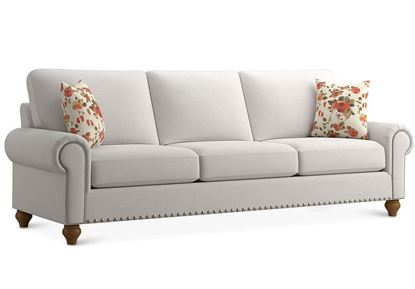 Custom Upholstery Grand Sofa C000-92SF