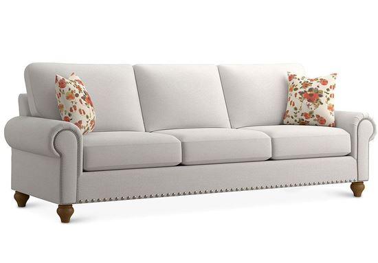 Custom Upholstery Grand Sofa C000-92SF