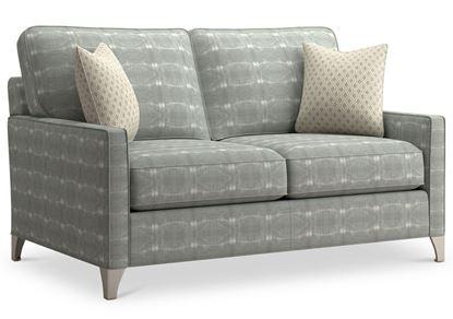Custom Upholstery Petite Sofa (C000-32DF)