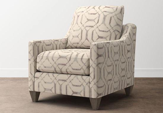 Custom Upholstery Small Chair C000-12SFC