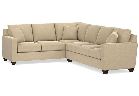 Gleason Large L-Shaped Sectional (2779-LSECTL)