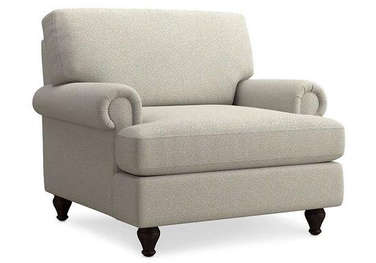 Hunter Chair (2684-18) with Rain fabric