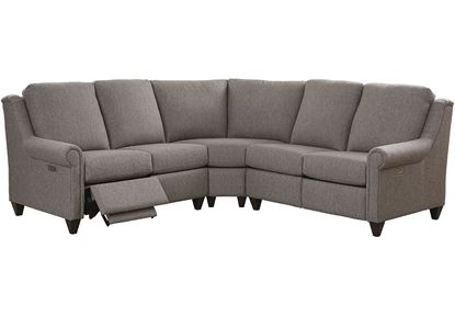 Magnificent Motion Reclining L-Sectional (M000-LSECT3)