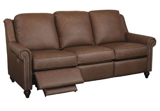 Magnificent Motion Reclining Leather Sofa (M000-72ML)