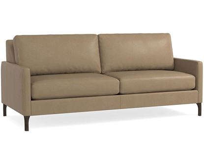 MODERN - Serafina Leather Sofa (2658-62L)