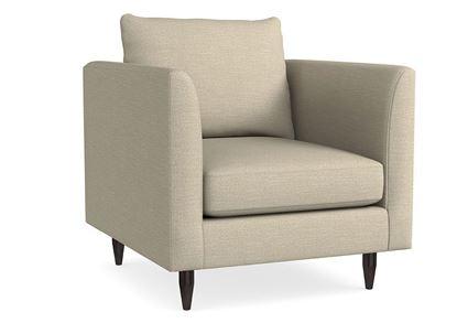 MODERN - Ariana Fabric Chair (2682-12)