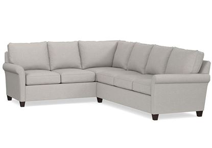 Studio Loft Conner L-Shaped Sectional (2664-LSECTL)