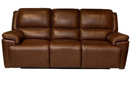 Colton Motion Sofa w/ Power (3733-PU62) in a Xanadu leather option