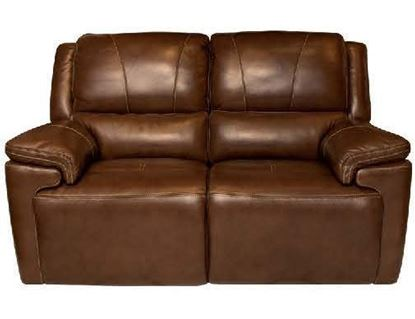 Colton Motion Loveseat w/ Power (3733-PU42) in a Xanadu leather option