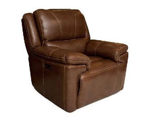 Colton Wallsaver Recliner w/ Power 3733-P0  in a Xanadu leather option