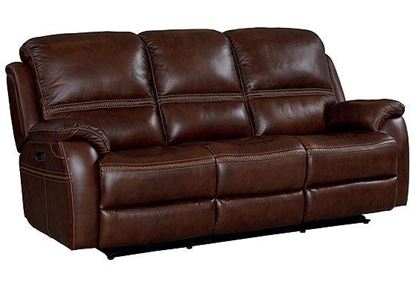 Williams Motion Sofa 3731-P62  in a Kobe leather option