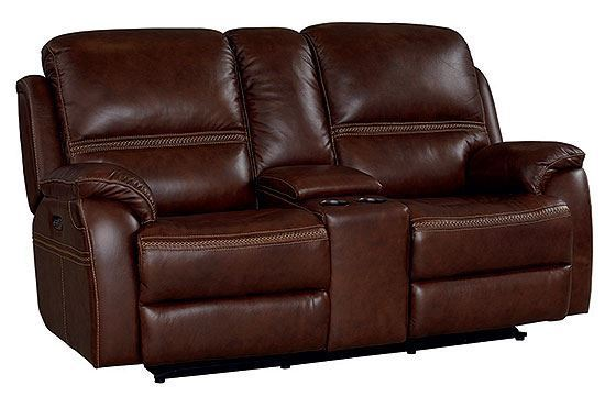 Williams Motion Loveseat (3731-P42) in a Kobe leather option