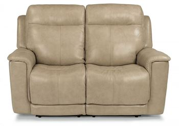 Picture for category Leather Loveseats