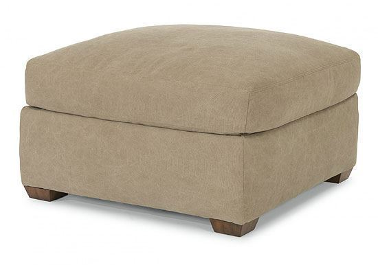 Randall Square Cocktail Ottoman (7100-092)