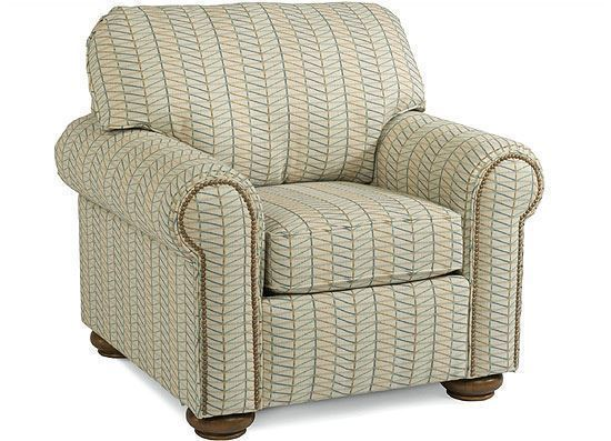 Preston Chair with Nailhead Trim (5536-10)