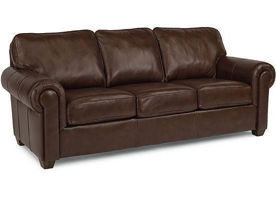 Carson Leather Sofa (B3937-31)