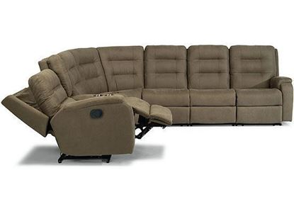 Arlo Reclining Sectional (2810-SECT)