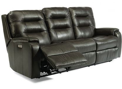 Arlo Power Reclining Leather Sofa (3810-62M)