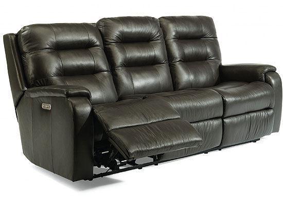 Arlo Power Reclining Leather Sofa (3810-62M)