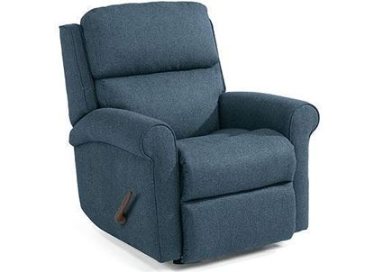 Belle Swivel Gliding Recliner (2830-53)