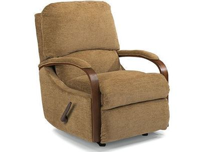 Woodlawn Swivel Gliding Recliner (4820-53)
