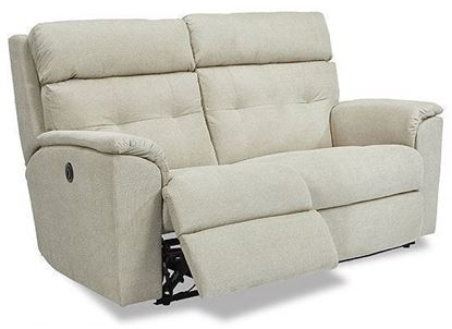 Mason Power Reclining Loveseat with Power Headrest (2804-60H)