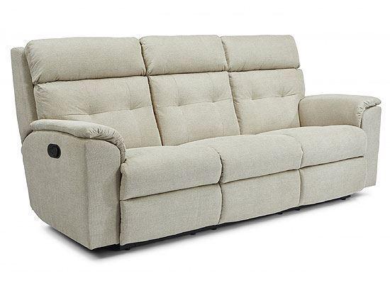 Mason Power Reclining Sofa (2804-62H) with Power Headrest