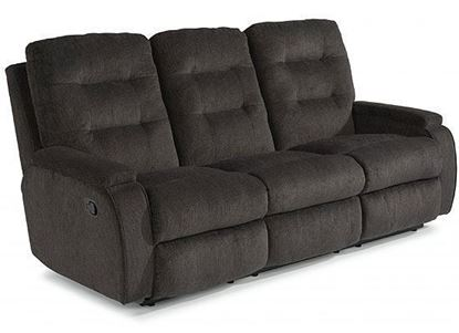 Kerrie Power Reclining Sofa (2806-62M)