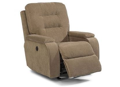 Kerrie Power Rocking Recliner (2806-51M)