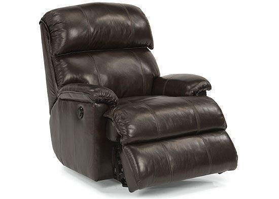Geneva Leather Power Recliner (3012-500M)