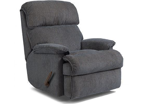 Geneva Swivel Gliding Recliner (2214-530)
