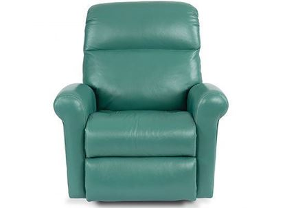 Davis Leather Recliner (3902-50)