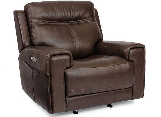 Bravo Power Gliding Recliner with Power Headrest (1180-54PH)