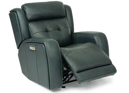 Grant Power Gliding Recliner with Power Headrest (1480-54PH)