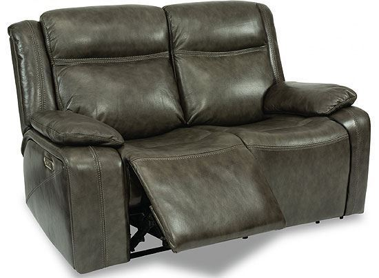 Journey Reclining Loveseat with Power Headrest (1498-60PH)