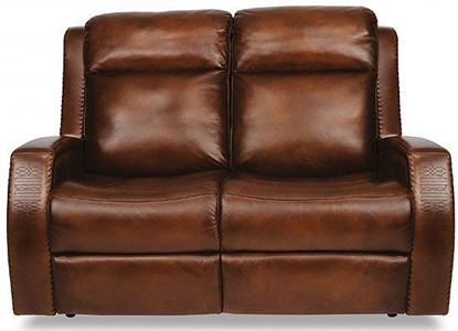 Mustang Reclining Loveseat with Power Headrest (1873-60PH)