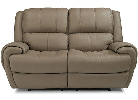 Nance Reclining Loveseat with Power Headrests (1179-60PH)