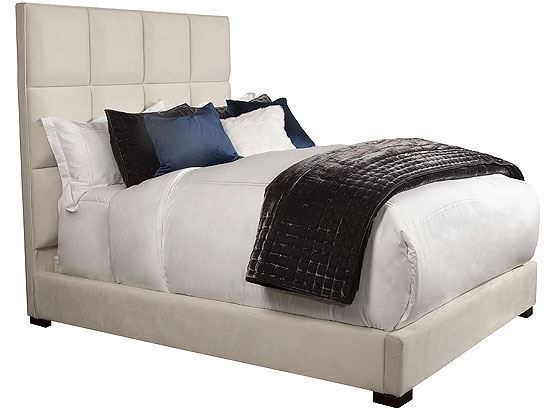 MADISON - PEARL Upholstered Bed Collection (BMAD-PRL-COL) by Parker House furniture