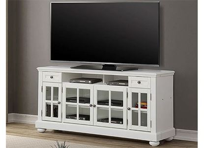 "Cape Cod 63"" TV Console (CAP#63) by Parker House furniture"