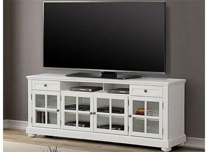 "Cape Cod 76"" TV Console (CAP#76) by  Parker House furniture"