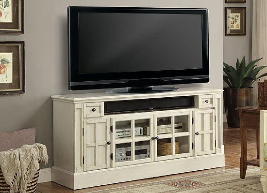 "Charlotte 72"" TV Console by Parker House furniture"