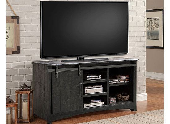 """Durango 63"""" TV Console with Sliding Door by Parker House furniture"""