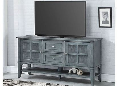 HIGHLAND 63 in. TV Console by Parker House furniture